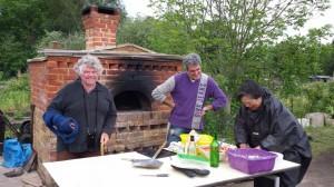 2014-05-10 Making Pizza